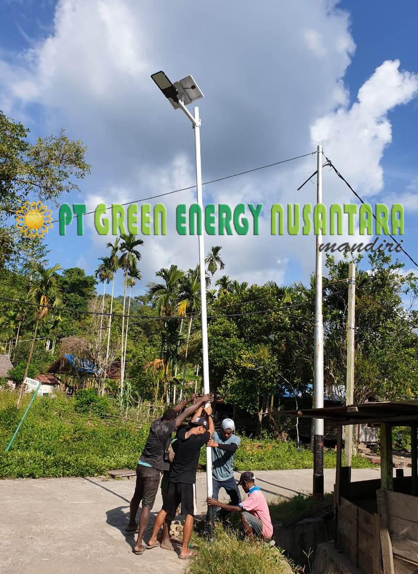 Success Story   Lampu Penerangan Jalan Umum Tenaga Surya